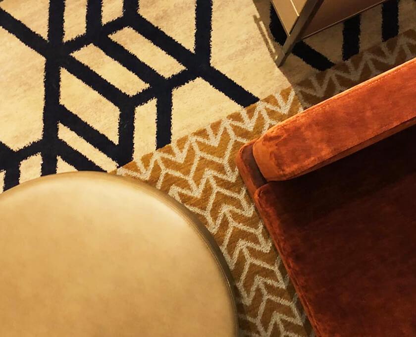 Sophy Hyde Park floor design